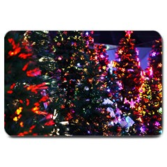 Abstract Background Celebration Large Doormat