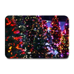 Abstract Background Celebration Plate Mats