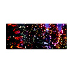 Abstract Background Celebration Cosmetic Storage Cases
