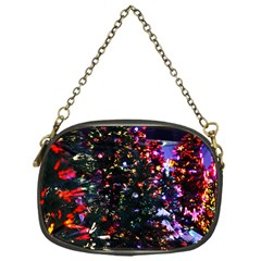 Abstract Background Celebration Chain Purses (one Side)