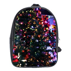 Abstract Background Celebration School Bag (large)
