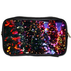Abstract Background Celebration Toiletries Bags 2 Side
