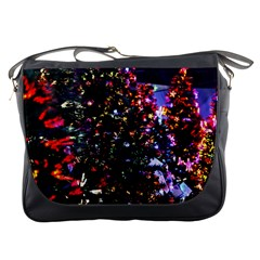 Abstract Background Celebration Messenger Bags