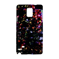 Abstract Background Celebration Samsung Galaxy Note 4 Hardshell Case