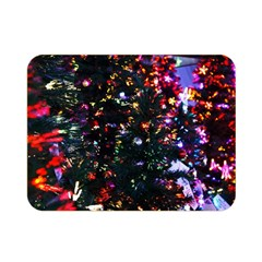 Abstract Background Celebration Double Sided Flano Blanket (mini)