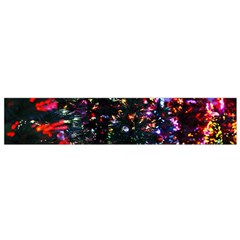 Abstract Background Celebration Small Flano Scarf