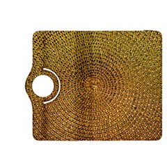 Background Gold Pattern Structure Kindle Fire Hdx 8 9  Flip 360 Case