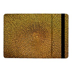 Background Gold Pattern Structure Samsung Galaxy Tab Pro 10 1  Flip Case