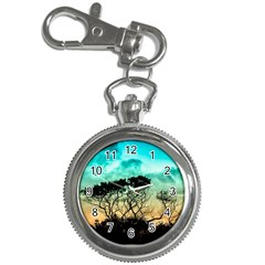 Trees Branches Branch Nature Key Chain Watches