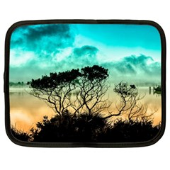 Trees Branches Branch Nature Netbook Case (large)