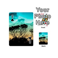 Trees Branches Branch Nature Playing Cards 54 (mini)