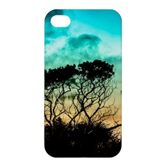 Trees Branches Branch Nature Apple Iphone 4/4s Premium Hardshell Case