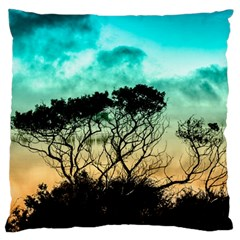 Trees Branches Branch Nature Large Cushion Case (one Side)