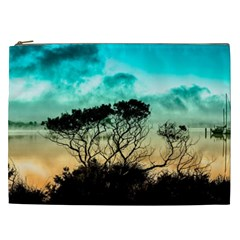 Trees Branches Branch Nature Cosmetic Bag (xxl)