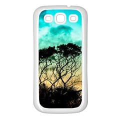 Trees Branches Branch Nature Samsung Galaxy S3 Back Case (white)