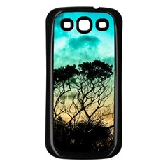 Trees Branches Branch Nature Samsung Galaxy S3 Back Case (black)