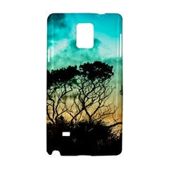 Trees Branches Branch Nature Samsung Galaxy Note 4 Hardshell Case