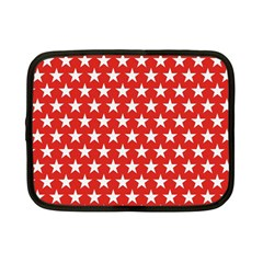 Star Christmas Advent Structure Netbook Case (small)