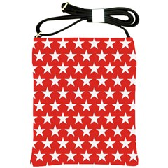 Star Christmas Advent Structure Shoulder Sling Bags