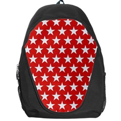 Star Christmas Advent Structure Backpack Bag