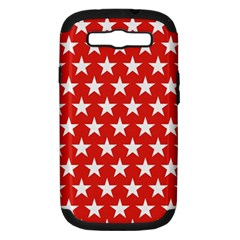 Star Christmas Advent Structure Samsung Galaxy S Iii Hardshell Case (pc+silicone)