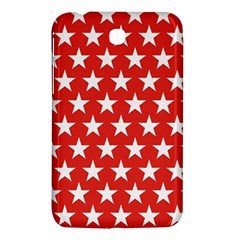 Star Christmas Advent Structure Samsung Galaxy Tab 3 (7 ) P3200 Hardshell Case