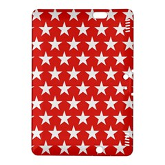 Star Christmas Advent Structure Kindle Fire Hdx 8 9  Hardshell Case