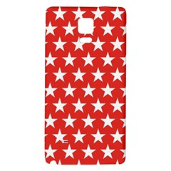 Star Christmas Advent Structure Galaxy Note 4 Back Case