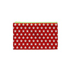 Star Christmas Advent Structure Cosmetic Bag (xs)