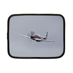 P 51 Mustang Flying Netbook Case (small)