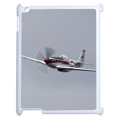 P 51 Mustang Flying Apple Ipad 2 Case (white)
