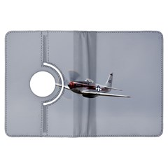 P 51 Mustang Flying Kindle Fire Hdx Flip 360 Case