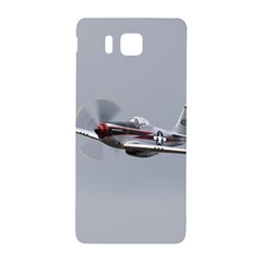 P 51 Mustang Flying Samsung Galaxy Alpha Hardshell Back Case