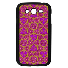 Sacred Geometry Hand Drawing Samsung Galaxy Grand Duos I9082 Case (black)