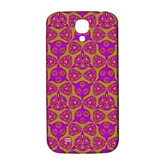Sacred Geometry Hand Drawing Samsung Galaxy S4 I9500/i9505  Hardshell Back Case