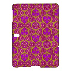 Sacred Geometry Hand Drawing Samsung Galaxy Tab S (10 5 ) Hardshell Case