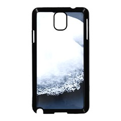 Ice, Snow And Moving Water Samsung Galaxy Note 3 Neo Hardshell Case (black)