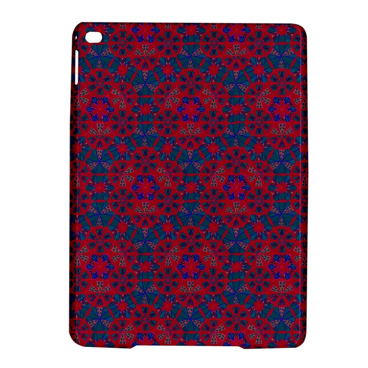 Bereket Red Blue iPad Air 2 Hardshell Cases