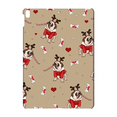 Pug Xmas Pattern Apple Ipad Pro 10 5   Hardshell Case