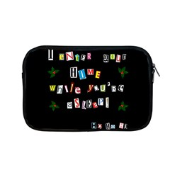 Santa s Note Apple Macbook Pro 13  Zipper Case