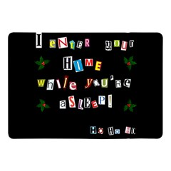 Santa s Note Apple Ipad Pro 10 5   Flip Case