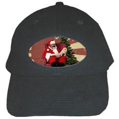 Karl Marx Santa  Black Cap