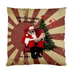 Karl Marx Santa  Standard Cushion Case (one Side)