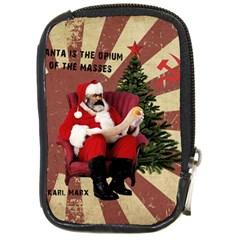 Karl Marx Santa  Compact Camera Cases