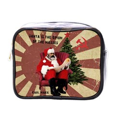 Karl Marx Santa  Mini Toiletries Bags