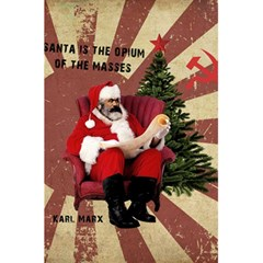 Karl Marx Santa  5 5  X 8 5  Notebooks