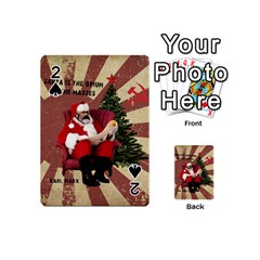 Karl Marx Santa  Playing Cards 54 (mini)