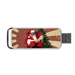 Karl Marx Santa  Portable Usb Flash (two Sides)