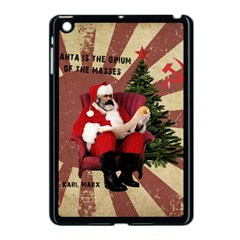 Karl Marx Santa  Apple Ipad Mini Case (black)