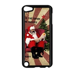 Karl Marx Santa  Apple Ipod Touch 5 Case (black)